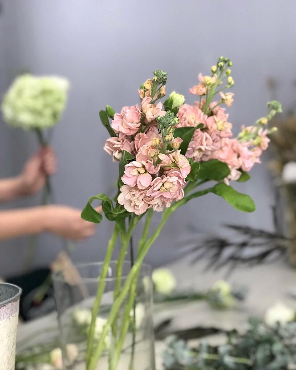 kursy floristiki Flowery