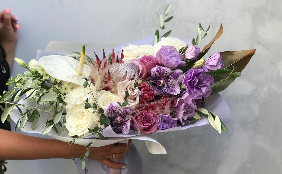 """курсы флористики """"Flowery"""" Харьков"""