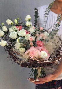"""Базовый курс """"Мастер - флорист"""""""